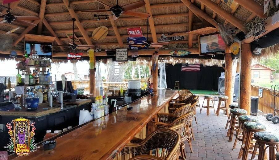 Big Kahuna Commercial Tiki Huts