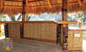 Commercial Tiki Bar